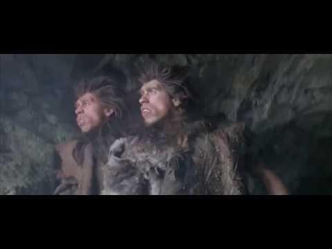 Борьба за огонь (1981). Нападение.