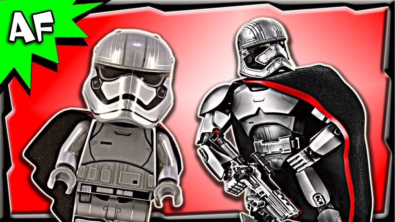 Star Wars Galaxy HEROES 2 Pack REY /& Capitaine Phasma