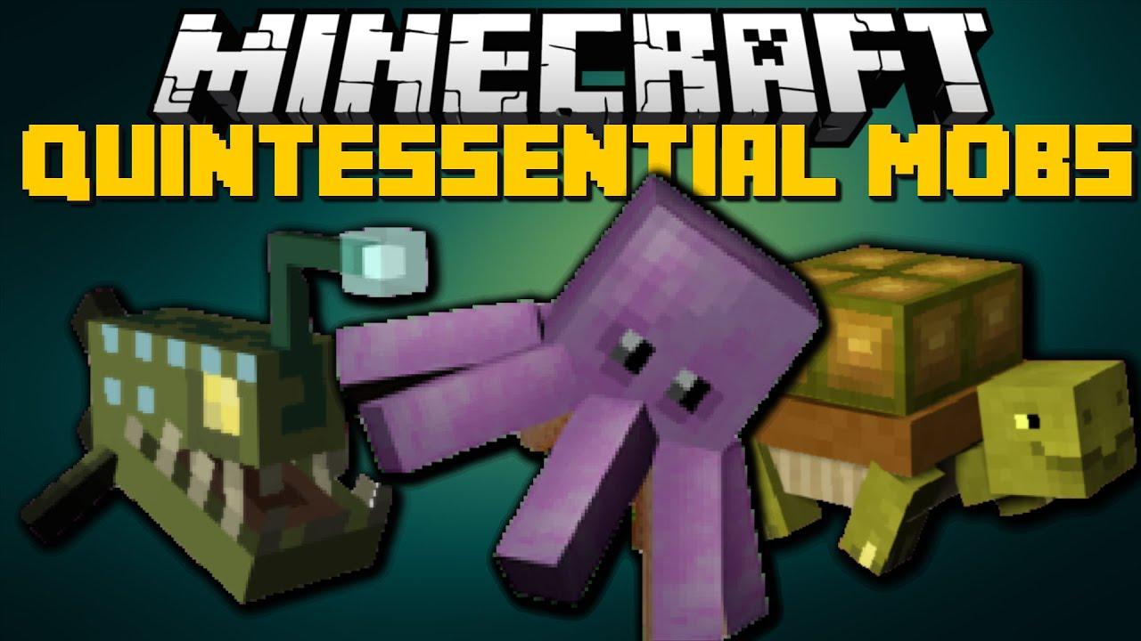 Minecraft doctor octopus mod