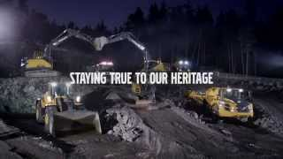 Volvo Construction Equipment - Staying True To Our Heritage
