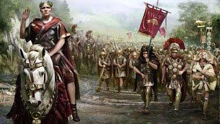 Total War: Rome II. Победный ролик за Римскую фракцию.