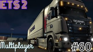 Euro Truck Simulator 2 JОт завода Scania... MULTIPLAYER #60