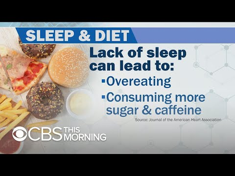New Study Shows That Lack Of Sleep Can Lead To Overeating