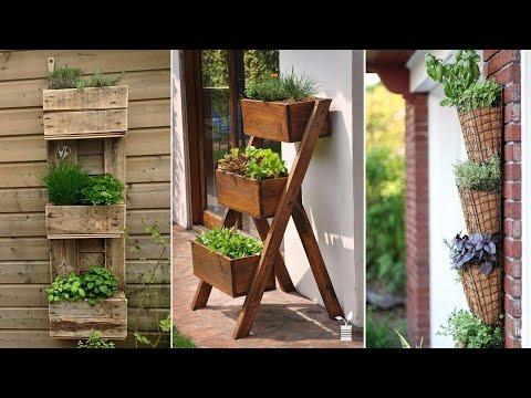 35+  Creative Herb Garden Ideas for Indoors and Outdoors | DIY Gardening
