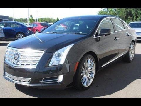 2015 Cadillac Xts Platinum Awd Black Nav Sunroof Like New Save