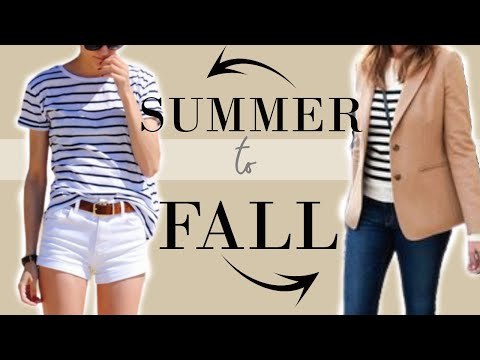 5 Essential pieces you NEED in your Summer to Autumn transitional wardrobe   Classy Outfits