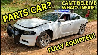 Download Rebuilding A Wrecked 2018 Dodge Charger Police Car Part 4 Mp3 and Videos