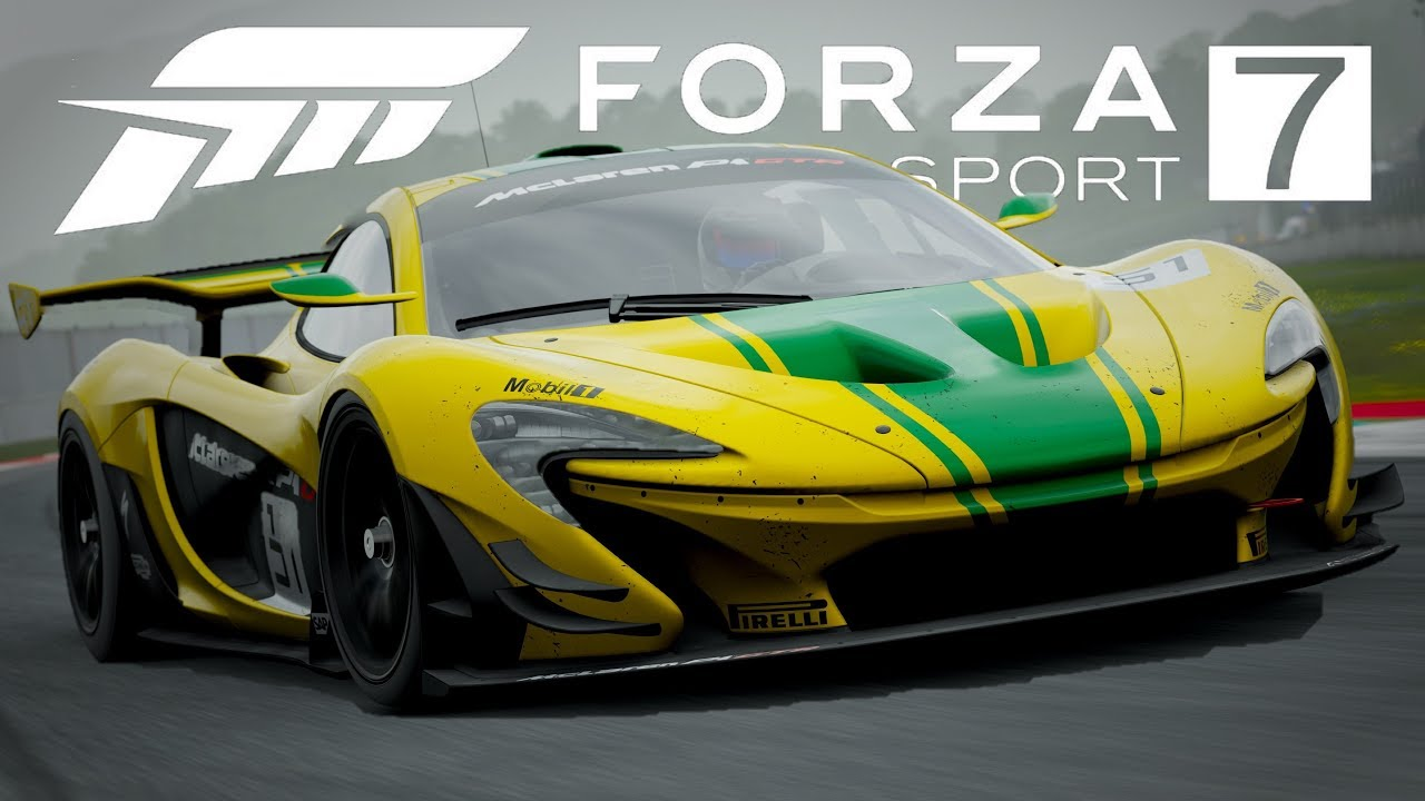 Forza Motorsport 7: Forza Racing Leagues Are Back! - YouTube