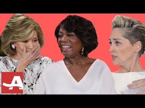 Sharon Stone, Alfre Woodard & Jane Fonda Talk Fears, Sex & Careers  AARP