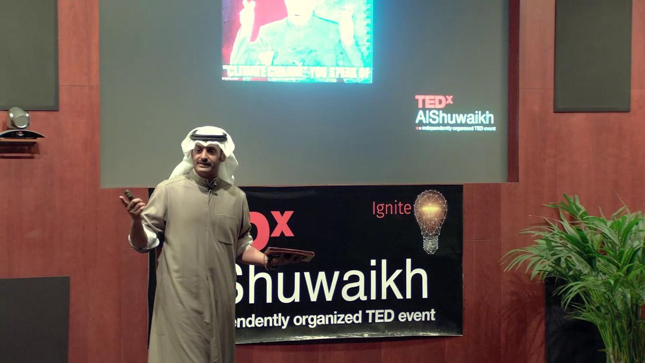 Kuwait and Mars are actually grow buddies | Hamad Al-Kulaib | TEDxAlShuwaikh