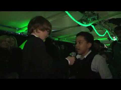 BEN 10 ALIEN FORCE UK PREMIERE