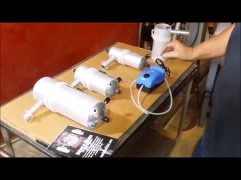 Smoke Daddy Cold Smoke Generators Instructional Video
