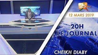 JOURNAL FRANÇAIS 20H DU 12 MARS 201C9 AVEC CHEIKH DIABY