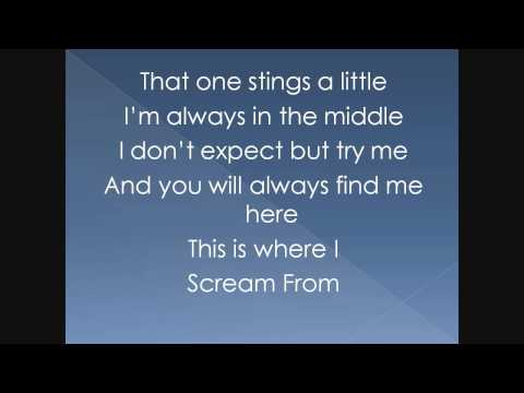 Say Anything-Marianas Trench(with lyrics)