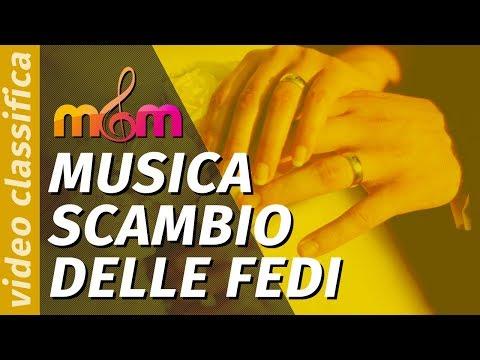 MUSICA Scambio delle Fedi: TOP 3 Migliori canzoni per matrimonio civile:
