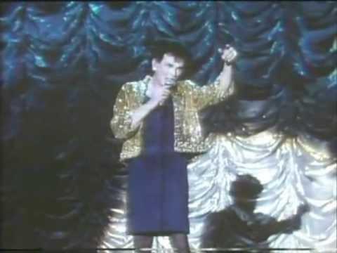JIM BAILEY as Barbra and Judy on Vegas wRobert Urich