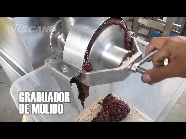 Molino de cacao | Cocoa mill