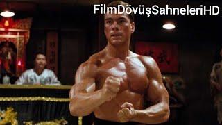 Van Damme Kan Sporu Dövüş Sahnesi