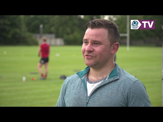 VIDEO: Scottish Rugby at Pinkie