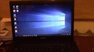 Короткий обзор Acer espire es1 521
