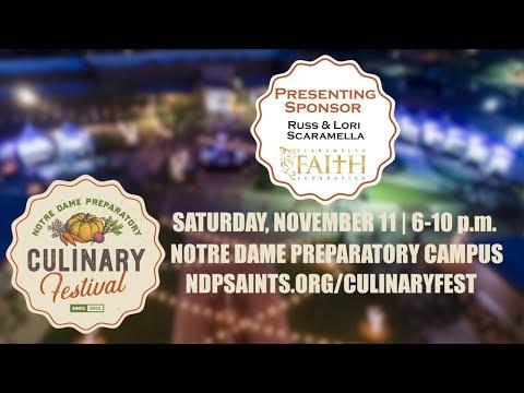 2017 NDP Culinary Festival
