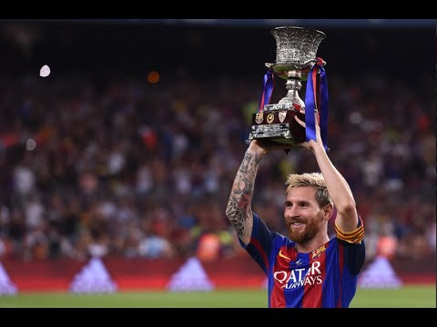 Lionel Messi ● Top 10 Goals In Finals ► The King Of Big Games __HD__