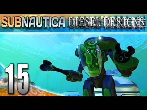 Subnautica Gameplay :S2EP15: PRAWN Drill Arm & Upgrades! (HD PC)