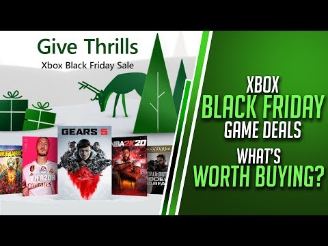 Xbox Live Black Friday Game Sale - 600+ Deals, Up To 65% Off! WHAT IS WORTH BUYING!?