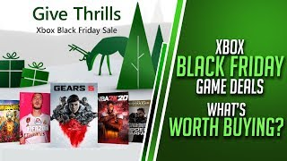 Xbox Live Black Friday Game Sale - 600+ Deals, Up to 65% Off! WHAT IS WORTH BUYING!? / Видео