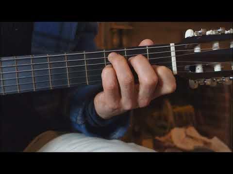 Three Little Fishies Guitar Chords