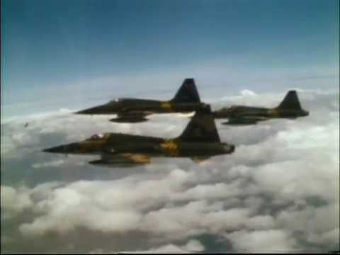 NORTHROP F-5C FREEDOM FIGHTER VIETNAM WAR