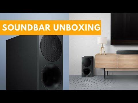 Samsung 2.1 Soundbar 320W w// Bluetooth Subwoofer HW-MM45C//ZA