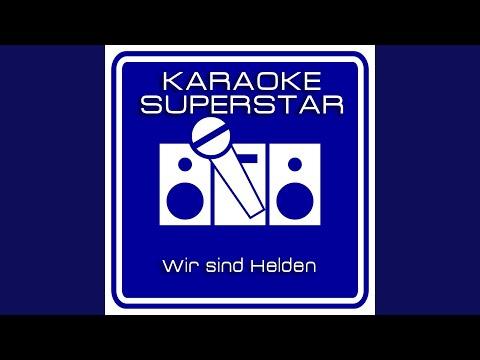 Wenn Es Passiert (Karaoke Version) (Originally Performed By Wir Sind Helden)