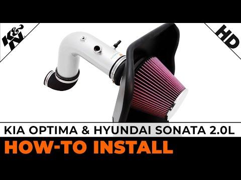 Spark Plug Check Replacement Hyundai Sonata 2011 2 0t S