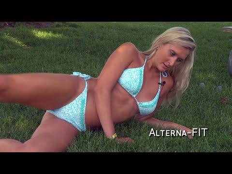 BIKINI BODY FAST – Inner Thigh Workout  | Alterna-FIT