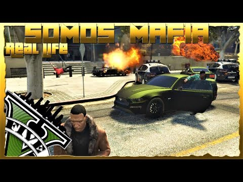 GTA V  ReaL Life Role Play | SOMOS MAFIA (🔥ATENTADOS A LA CO