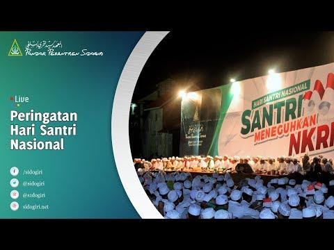 Live Peringatan Hari Santri Nasional 2017