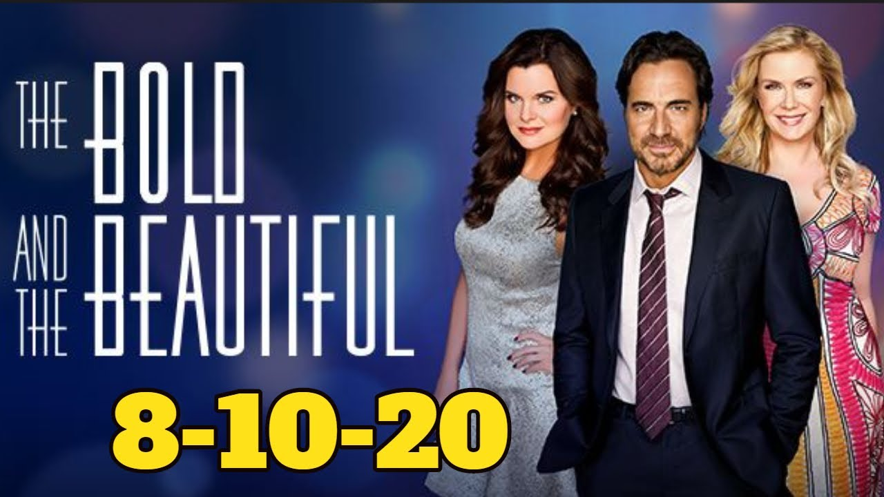 Download B&B 8/10/20 | The Bold and the Beautiful 10th August, 2020