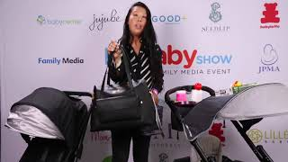 Travel Gear Review at LA Baby Show