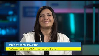 Chair of ucla head and neck surgery
