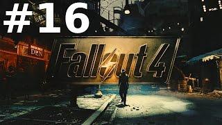 Fallout 4 Прохождение 16 - База Братства Стали Придвен