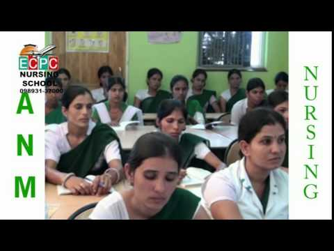 A Film on ECPC ANM Nursing School  Gwalior MP-By Er Saujanya Gupta
