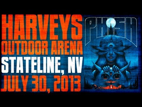 2013.07.30 - Harveys Outdoor Arena at Lake Tahoe