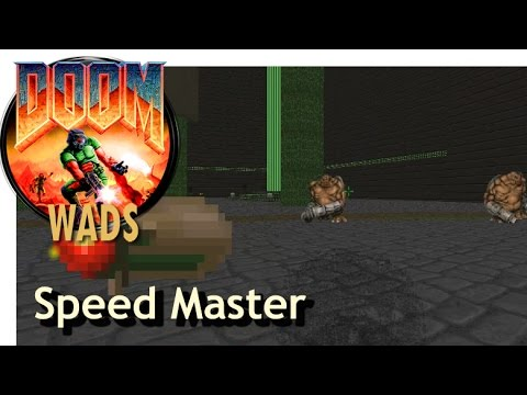 Doom wad - Speed Master (level 9)