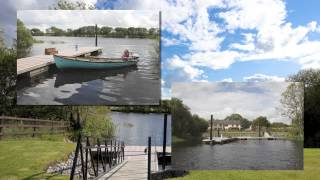Self Catering holiday home on the River Shannon