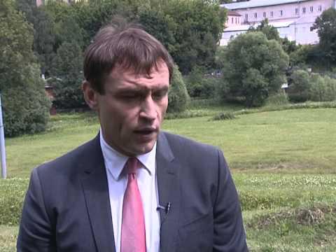 Сергей Пахомов - об отсутствии горячей воды в Хотьково