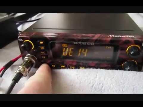 видео: Си Би Антенна 27 мгц КСВ 1 mj 3031m turbo