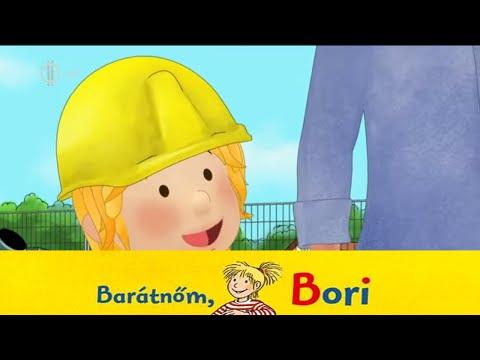 Bori barátnőm - S02E13 - Bori az építkezésen letöltés