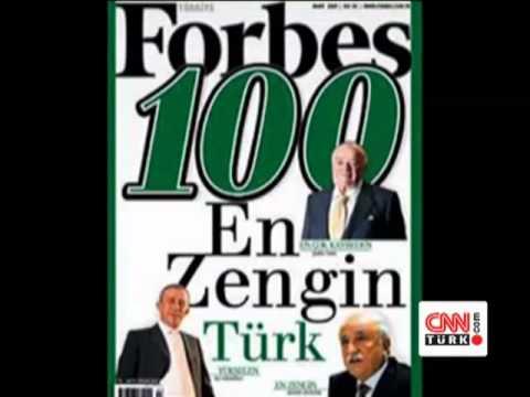 Forbes 'En Zengin 100 Türk'ü Açıkladı