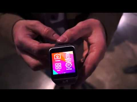 Samsung Gear 2 and Gear Fit hands on